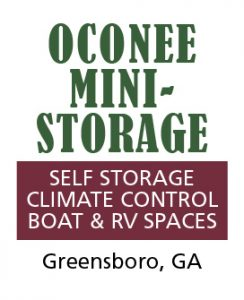 Storage Units in Greensboro, GA